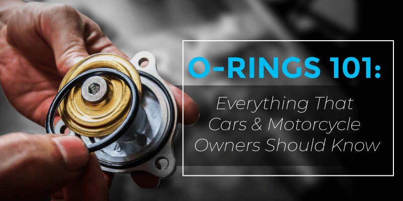 O‑rings 101: Everything Cars & Motorcycle Owners Should Know